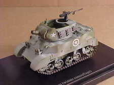 HobbyMaster 1/72 WWII US M8 Gen. Scott HMC, US Army, Europe, Winter Camo #HG4912