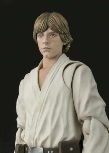 Figuarts Star Wars Luke Skywalker UNA NUOVA SPERANZA SH S.H Bandai Japan NUOVO ***