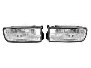 Details About Depo 1992 1999 Bmw E36 3 Series Oe Replacement Fog Light Set Left Right
