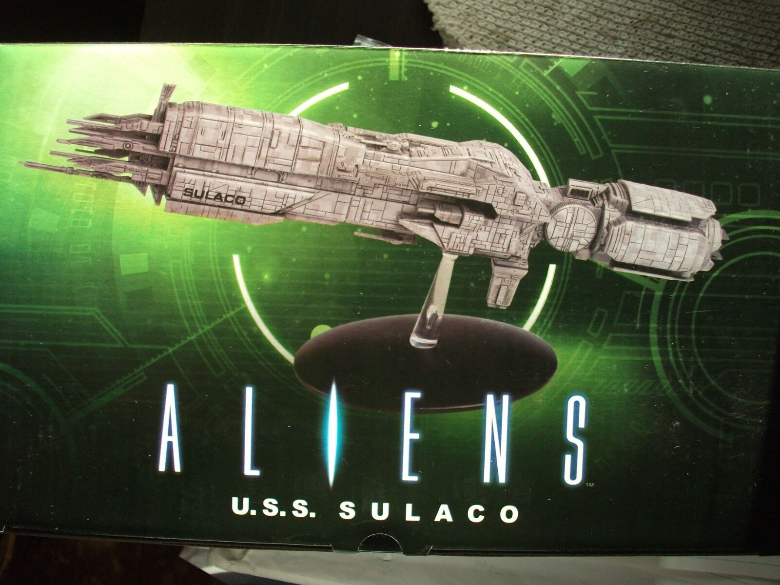 USS SULACO from