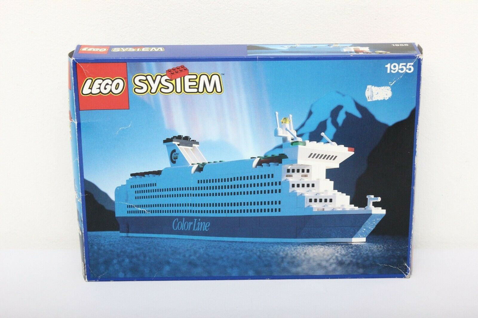 Lego Universal Building Set Ferries Set 1955-1 Couleur  Line 100% cmpl.+instr.+box  économiser jusqu'à 80%