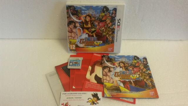 Jeu Vidéo Nintendo 3DS/2DS One Piece Unlimited Cruise SP 1 Complet Bandai VF 2