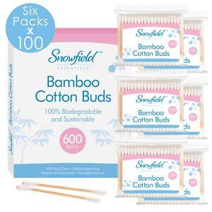 100-Natural-Bamboo-Wooden-Cotton-Buds-Makeup-Vegan-ECO-Friendly-Biodegradable