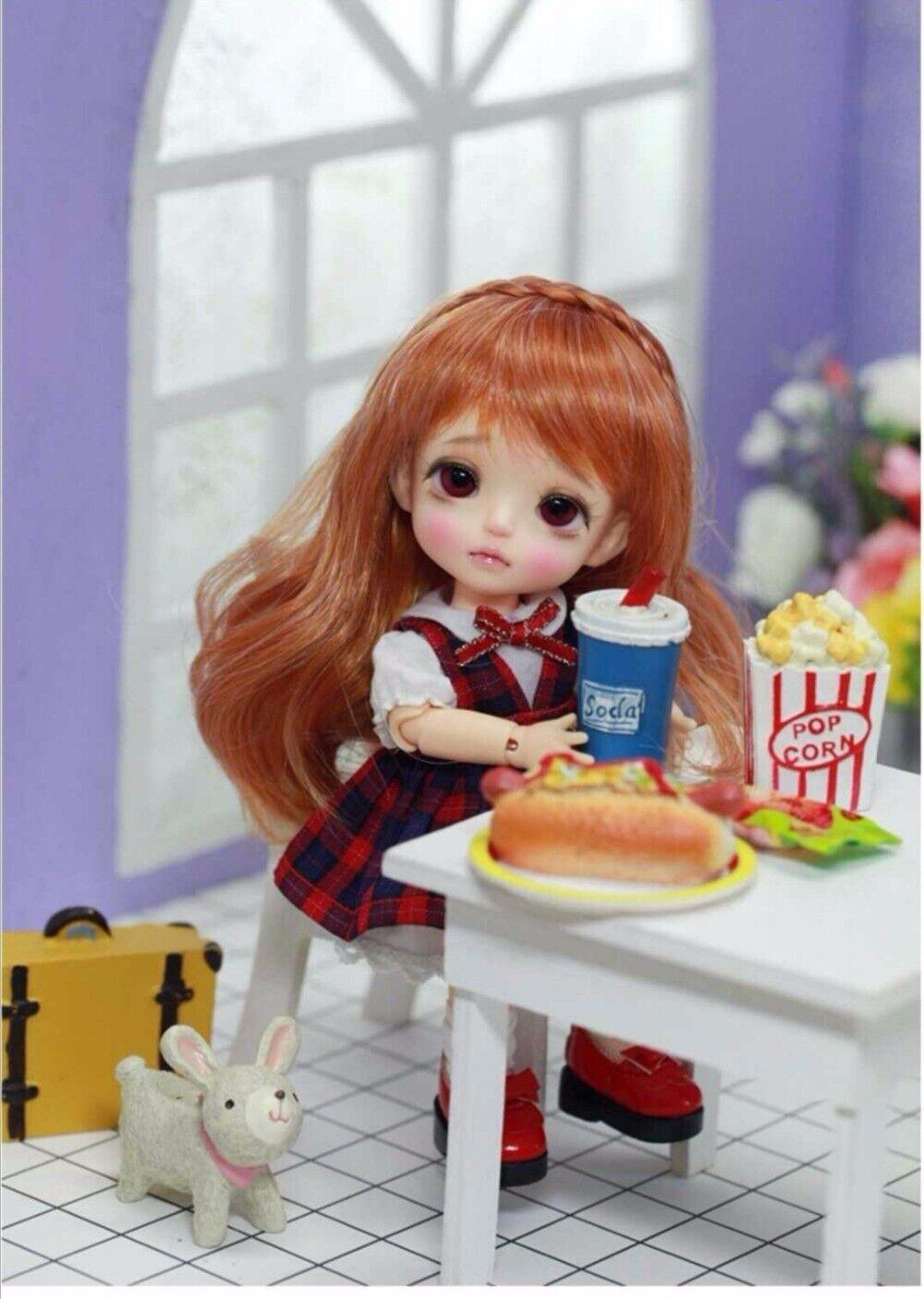 in vendita Muñeca Muñeca Muñeca bjd recast tiny cute gratuito shipping 1 8 bjd bambola soi bambolafie anime uomoga  alta qualità genuina