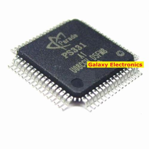 1//10//50PCS New original PS331A1 PS331 QFP64 LCD HDMI//DVI Switch Chip