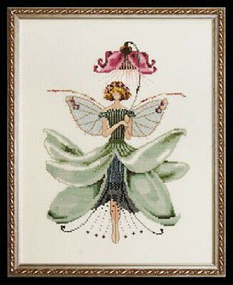 Magnolia Spring Garden Party Pixie Couture NC133 Nora Corbett New Chart