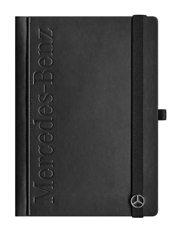 Business Book Original Mercedes Benz Note Notebook Star Logo 9 11 16x6 7 8in