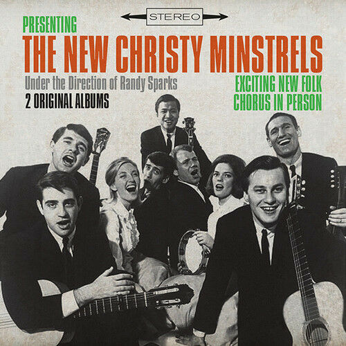 The New Christy Mins - Presenting Exciting New Folk Chorus In Person [New CD]