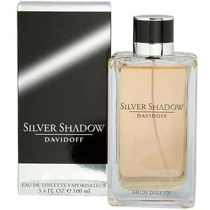 Original Davidoff Silver Shadow EDT for Men 100ml Perfume