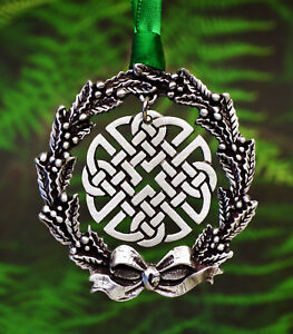 Celtic Christmas.Details About Celtic Christmas Ornament Celtic Christmas Decorations In Fine Pewter