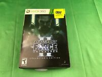 Star Wars: The Force Unleashed Ii - Collector's Edition - Xbox 360