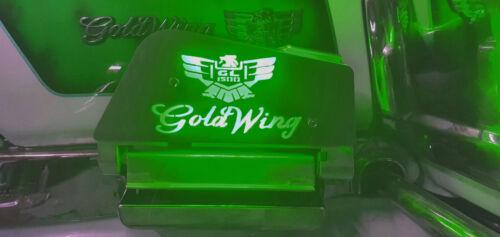 Honda Goldwing GL 1500 lighting floorboard covers