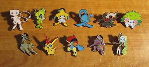 NM-Komplett-Pokemon-Mythisch-XY-Promo-Stift-Kollektion-Mew-Manaphy-Shaymin