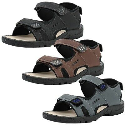 Double Strap Hiking Beach Sandals Mens Size