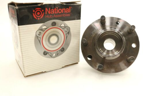 NEW National Wheel Hub /& Bearing Assembly Rear 513020 Chevrolet Corvette 1984-96