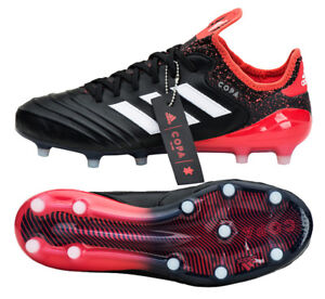 new product ee53f 2af15 Image is loading Adidas-COPA-18-1-FG-CM7663-Soccer-Cleats-