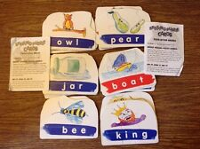 CB Publishing Spelling Puzzle Cards 3 & 4 Letter Words Set 20 Double Sided Cards