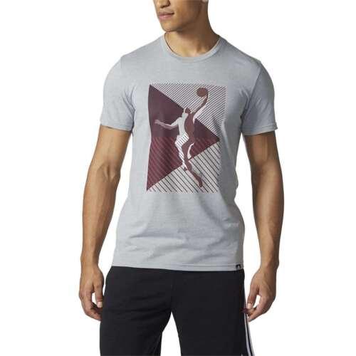 Adidas Men/'s NEW James Harden Show Out Tee JumpMan Short Sleeve Graphic T-Shirt