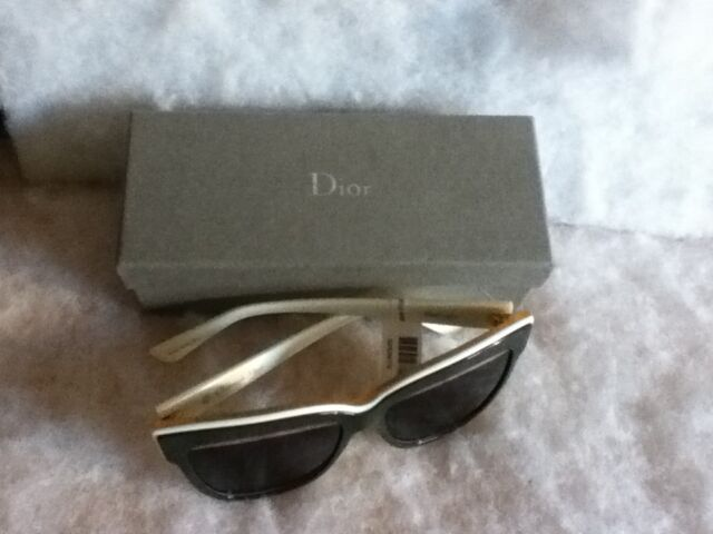 c06b10cdf05f Frequently bought together. Christian DIOR Graphic 39C48 White Olive Women s  Sunglasses
