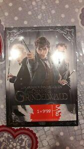 DVD-Les-animaux-fantastiques-Les-contes-de-Grindelwald-Harry-Potter-neuf-blister