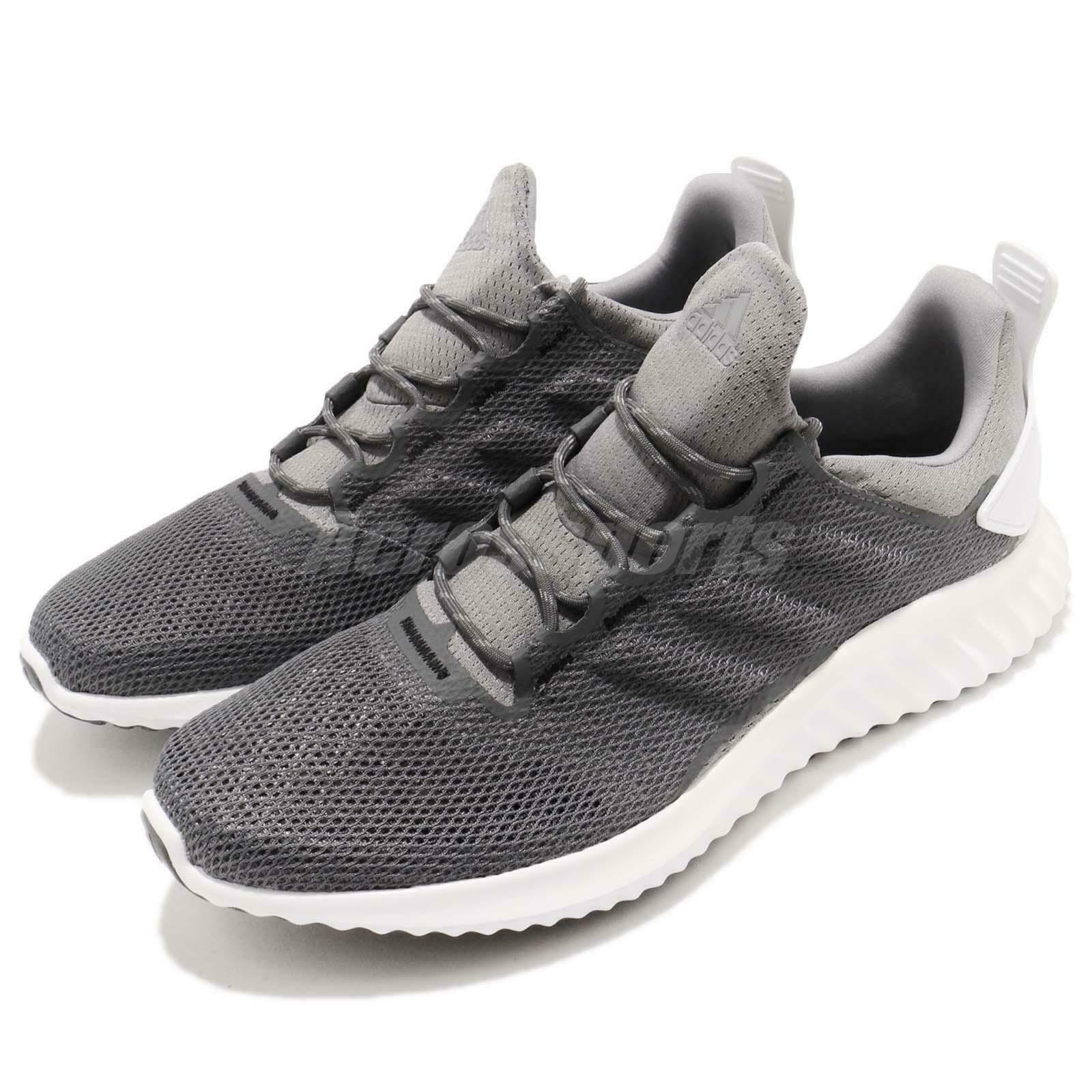 Adidas Alphabounce CR CC M  City Run Clima Grey White Men Running shoes AC8183  timeless classic