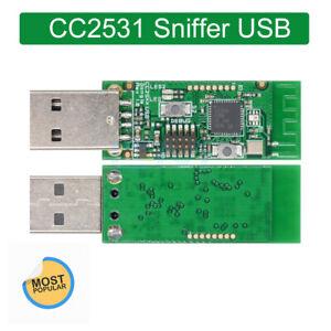 CC2531-CC2540-Sniffer-Protocol-Analyzer-Dongle-amp-BTool-USB-Downloader-for-Zigbee