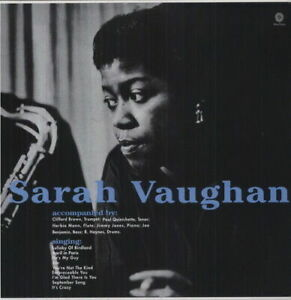 Vaughan-Sarah-Brown-Clifford-With-Clifford-Brown-New-Vinyl