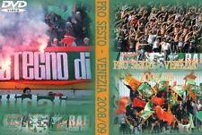 DVD PRO SESTO-VENEZIA  2008-2009 -ULTRAS UNIONE,VENEZIAMESTRE,VMFC,TIFO