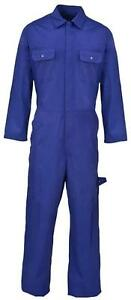 OVERALL NAVY L Personal Protection & Site Safety Clothing - GR77475