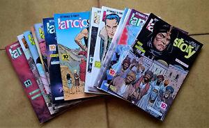 LANCIO STORY annata 1994 (numeri da 35 a 50) - Eura editore - Italia - LANCIO STORY annata 1994 (numeri da 35 a 50) - Eura editore - Italia