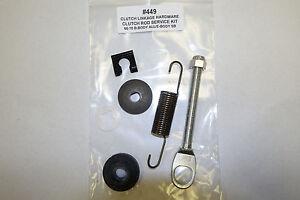New,.. Mopar Clutch Pedal Repair Kit.