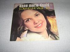 ANNE-MARIE DAVID 45 TOURS FRANCE LUI ALICE DONA