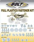 Bolt MC Hardware - YAM-0610024 - Full Plastic Fastener Kit