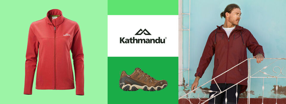 Use Code PLAN20 - 20% off* New Season Styles at Kathmandu