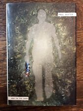 Paul Auster• Man In The Dark (HC First Edition/1st Printing 2008) VF+