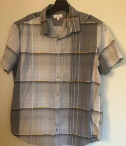calvin klein rn 36543 shirt