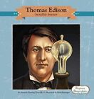 Thomas Edison: Incredible Inventor by Amanda Doering Tourville (Hardback, 2013)