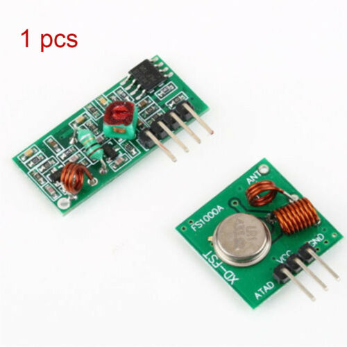 New  433Mhz RF transmitter and receiver link kit for Arduino//ARM//MCU WL