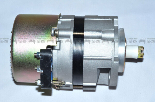 Generator 11A 150W with nut URAL DNEPR NEW! G-424 14V alternator