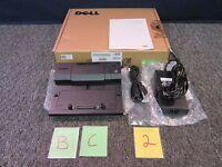 Dell Docking Station E-port Dp/n-0xx066 Pro3x Replicator