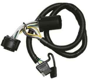 trailer hitch wiring kit for 09 13 toyota tacoma w factory towimage is loading trailer hitch wiring kit for 09 13 toyota