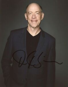 JK-SIMMONS-Authentic-Hand-Signed-034-WHIPLASH-034-8x10-Photo-PROOF-C