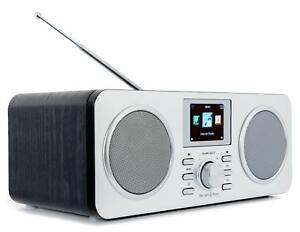 Portables-Internet-Radio-WLAN-Stereo-Anlage-LAN-DAB-UKW-Tuner-USB-Bluetooth-AUX
