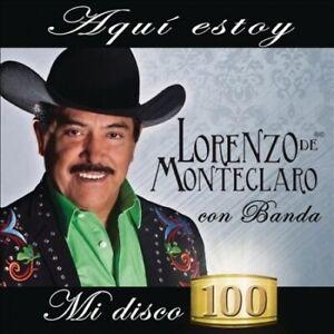 LORENZO-DE-MONTECLARO-AQUI-ESTOY-MI-DISCO-100-NEW-CD