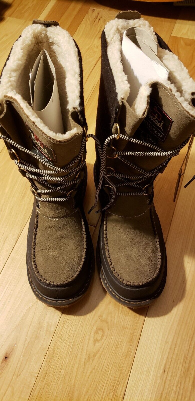 Woolrich Woolrich Woolrich fully wooly womens winter boots 461586