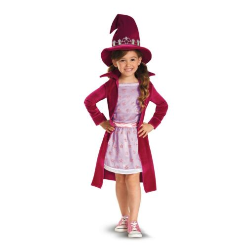 Mike The Knight Evie Costume Girls Eve Halloween Fancy Dress Child Toddler Kids