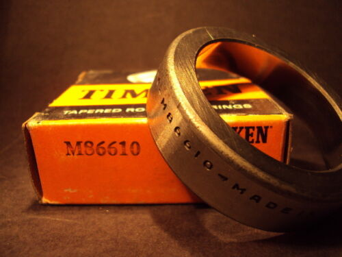 Timken M86610 Tapered Roller Bearing Cup