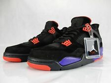 5d009761f732 Nike Air Jordan 4 IV Retro Raptors AQ3816 065 Mens Shoes Size 10.5 s  Sneakers