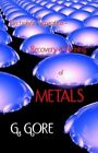 Electrolytic Separation, Recovery and Refining of Metals by G Gore (Hardback, 2003)