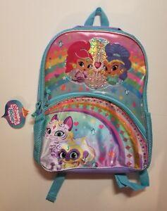 Shimmer and shine book bag